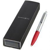 Шариковая ручка «Dot», красный, черные чернила (черные чернила), арт. 014266403