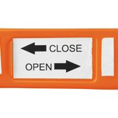 Блокер для камеры, оранжевый, арт. 014282403