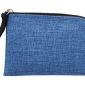 RFID блокер сигнала и футляр для телефона, синий, арт. 014283703