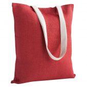 Холщовая сумка на плечо Juhu, красная