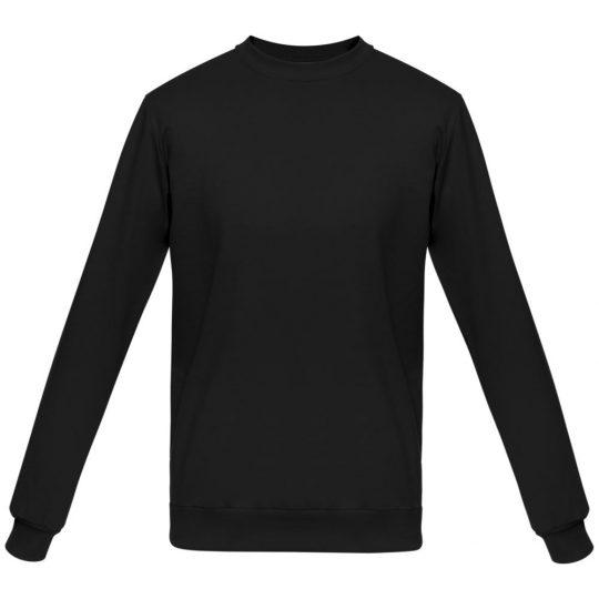 Толстовка Unit Toima, черная, размер L