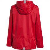 Ветровка женская Medvind красная, размер XXL
