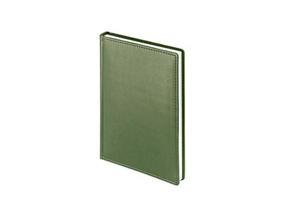 Ежедневник недатированный А5+ «Velvet», оливковый, арт. 014959103