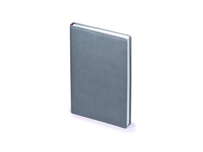Ежедневник недатированный А5+ «Velvet», светло-серый, арт. 014960103