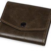 Чехол для кредитных карт и банкнот «Druid», коричневый, арт. 014522403