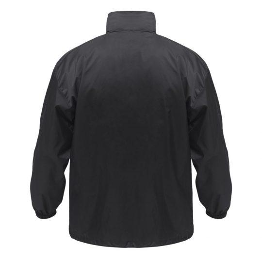 Ветровка Sirocco черная, размер XXL