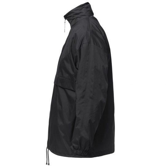 Ветровка Sirocco черная, размер 3XL
