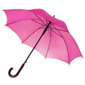 Зонт-трость Standard, ярко-розовый (фуксия)