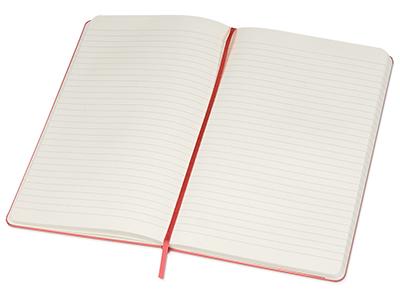 Записная книжка Moleskine Classic (в линейку) в твердой обложке, Large (13х21см), розовый, арт. 014734903