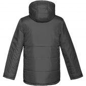 Куртка Unit Tulun, серая, размер L