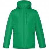Куртка Unit Tulun, темно-зеленая, размер S