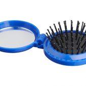 Складная щетка для волос, синий, арт. 014861503