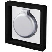 Подарочная коробка с термоусадочной пленкой, черный, арт. 014863003