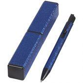 Ручка металлическая шариковая «Presence», синий, арт. 014874303