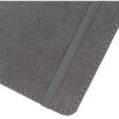 Блокнот А5 «Suede», серый, арт. 014828003