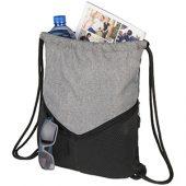 Спортивный рюкзак-мешок, серый, арт. 014886303