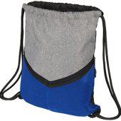 Спортивный рюкзак-мешок, синий, арт. 014886503