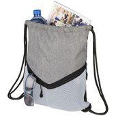 Спортивный рюкзак-мешок, белый, арт. 014886203