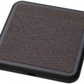 Солнечная зарядная панель «Solstice», коричневый/черный, арт. 014831603
