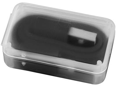 2 в 1 Кабель для зарядки в футляре, черный, арт. 014888403