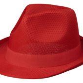 Лента для шляпы Trilby, красный