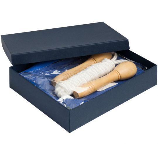 Коробка Reason, синяя