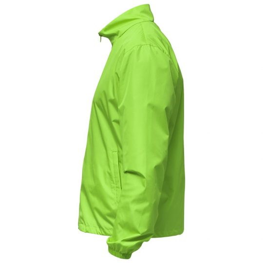 Ветровка Kivach зеленая (салатовая), размер M