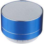 Цилиндрический динамик Bluetooth, ярко-синий, арт. 015096003
