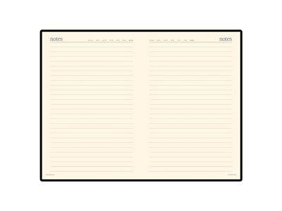 Ежедневник недатированный А6 «Megapolis», оранжевый, арт. 014981503