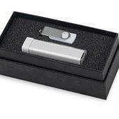 Набор Flashbank с флешкой и зарядным устройством, белый, арт. 015523503