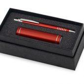 Набор Essentials Bremen с ручкой и зарядным устройством, красный, арт. 015523803