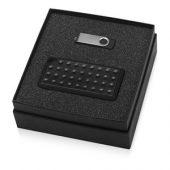 Набор Move-it с флешкой и портативной колонкой, черный, арт. 015524103