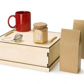 Подарочный набор Tea Duo Deluxe, красный