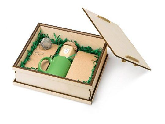 Подарочный набор Tea Duo Deluxe, зеленый, арт. 015546703
