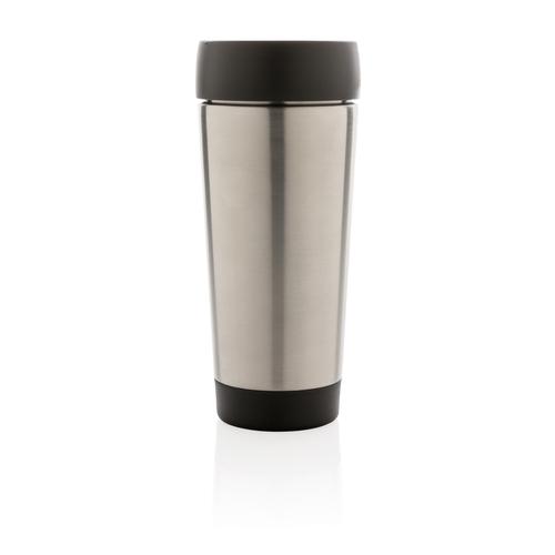 Вакуумная термокружка  для кофе Easy clean, серебряный, арт. 015507706