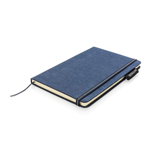 Блокнот Deluxe Denim, A5, синий