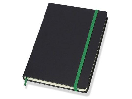 Подарочный набор Jacque с ручкой-подставкой и блокнотом А5, зеленое яблоко, арт. 015630703