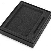 Подарочный набор Vision Pro soft-touch с ручкой и блокнотом А5, зеленый, арт. 015574103