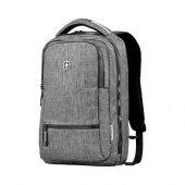 Рюкзак WENGER 14 л с отделением для ноутбука 14″, темно-серый, арт. 015607203