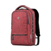 Рюкзак WENGER 14 л с отделением для ноутбука 14″, бордовый, арт. 015607303