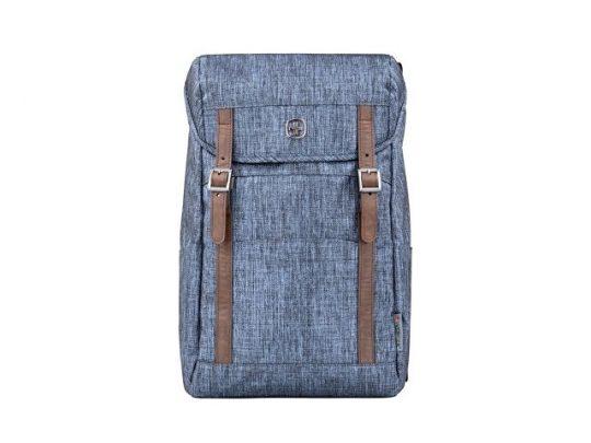 Рюкзак WENGER 16 л с отделением для ноутбука 16″, синий