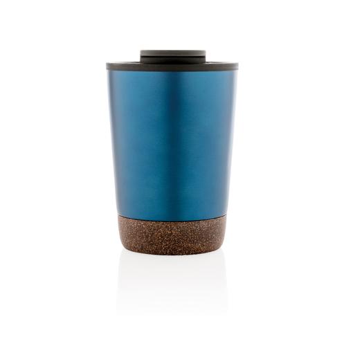 Термокружка Cork, синий, арт. 015617206