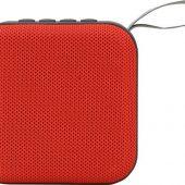 Портативная колонка «Otto», красный/серый, арт. 015665903