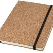 Блокнот Napa формата A5 с пробковой обложкой, натуральный, арт. 015751803