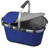 Сумка-холодильник FROST складная с алюминиевой рамой, синий, арт. 015813803