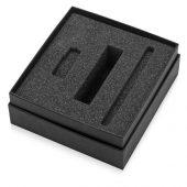 Коробка подарочная Smooth M для зарядного устройства, ручки и флешки, арт. 016321403