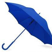 Зонт-трость Color полуавтомат, синий, арт. 016323903