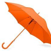 Зонт-трость Color полуавтомат, оранжевый, арт. 016323703
