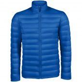 Куртка мужская WILSON MEN ярко-синяя, размер XL