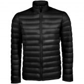Куртка мужская WILSON MEN черная, размер XL